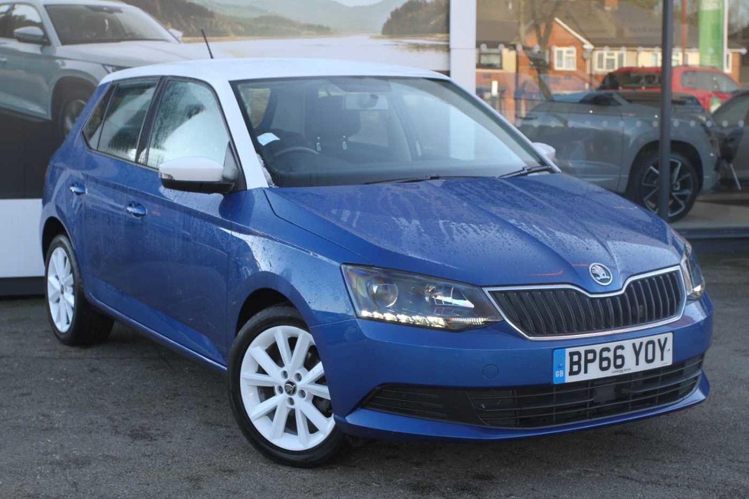 SKODA Fabia 1.0 MPI (75ps) Colour Edition (s/s) 5-Dr HB