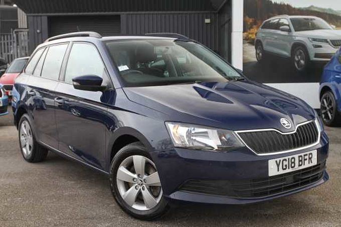 SKODA Fabia 1.0 TSI SE (110PS) S/S DSG 5-Dr Estate